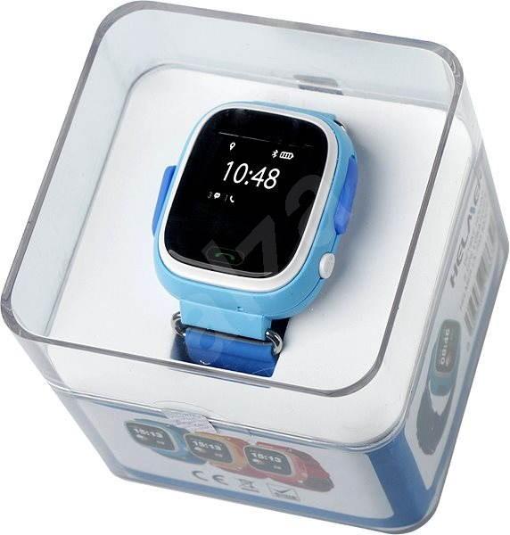 Helmer LK 703 modré - Dětské hodinky  175c50c0664