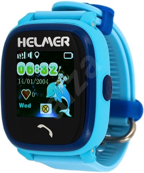 Helmer LK 704 modré - Dětské hodinky  830e1933c5