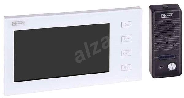Emos Sada domácího videotelefonu H1016 - Videotelefon