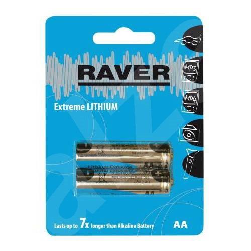 RAVER AA Extreme - Nabíjecí baterie
