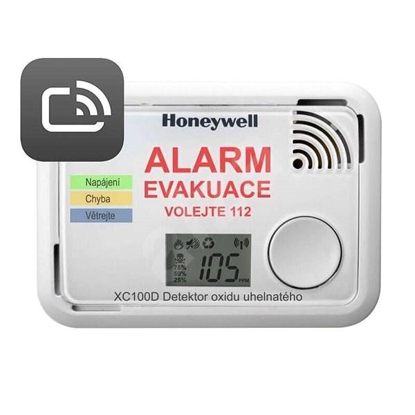 Honeywell XC100D-CSSK-A - Detektor plynu