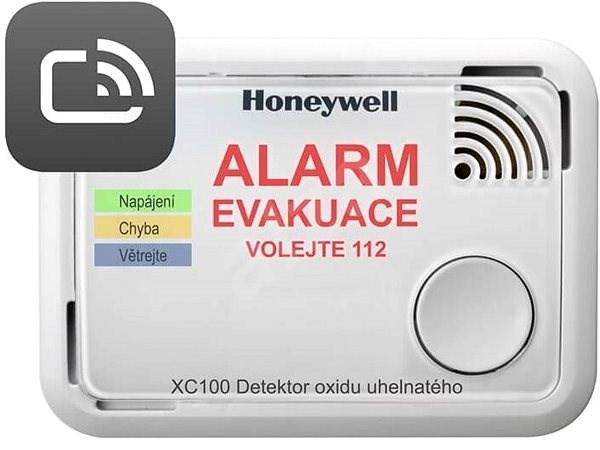 Honeywell XC100-CSSK-A - Detektor plynu