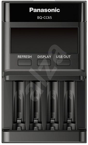 Panasonic eneloop CC65E - Nabíječka