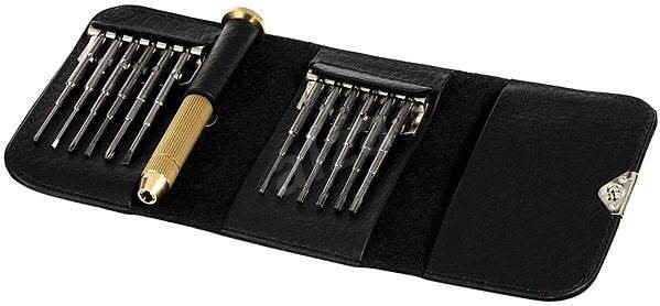 Hama PROFI - set hodinářských šroubováčků - Hodinářský šroubovák