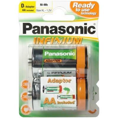 Panasonic EVOLTA P-6E/2BC2050 - Nabíjecí baterie