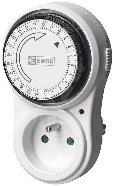 EMOS mechanická spínací zásuvka TF-16 - Zásuvka