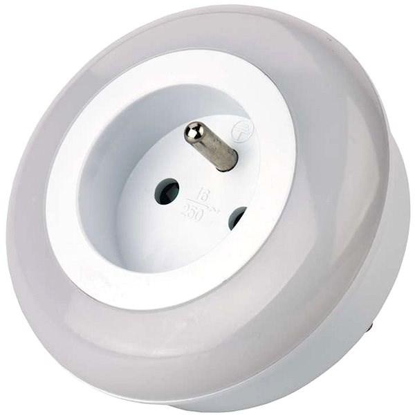 EMOS Noční světlo do zásuvky 230V, 3x LED - Noční osvětlení