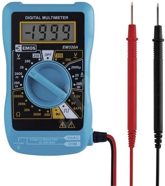 Emos EM320A - Multimetr