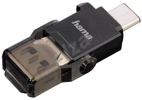 Hama microSD, USB-C 3.1 - Čtečka karet