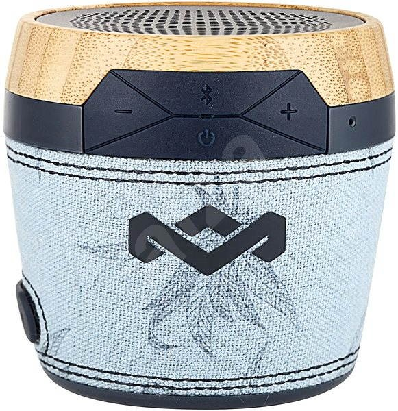 House of Marley Chant Mini - blue - Bluetooth reproduktor