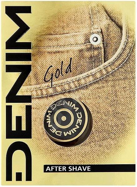 DENIM Gold 100 ml - Voda po holení