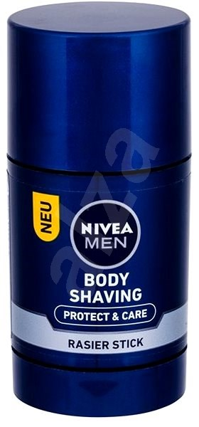 NIVEA MEN Protect & Care Body Shaving 75 ml - Krém na holení