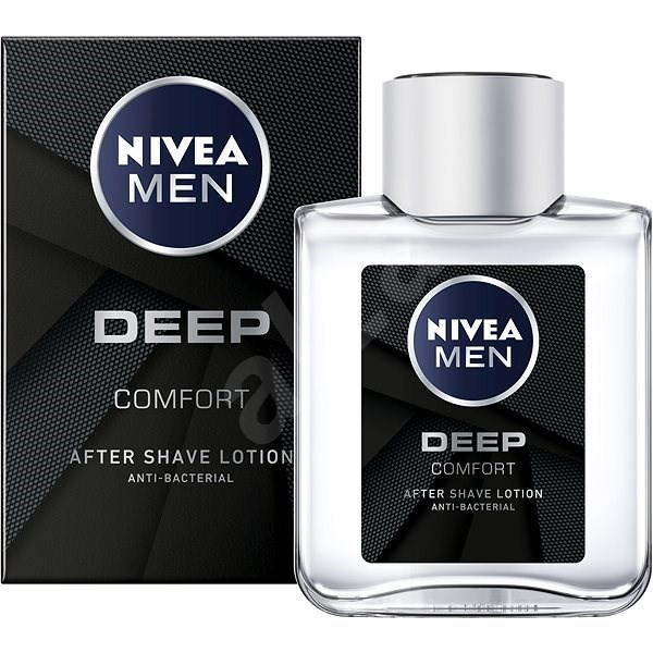 NIVEA Men Deep After Shave Lotion 100 ml - Voda po holení