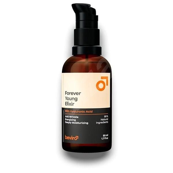 BE-VIRO Two Hyaluronic Elixir 50 ml - Gel po holení