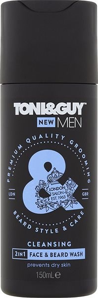 TONI&GUY Beard and Face Shampoo 150 ml - Šampon na vousy