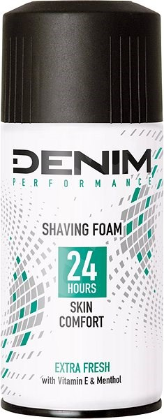 DENIM Extra Fresh Foam 300 ml - Pěna na holení