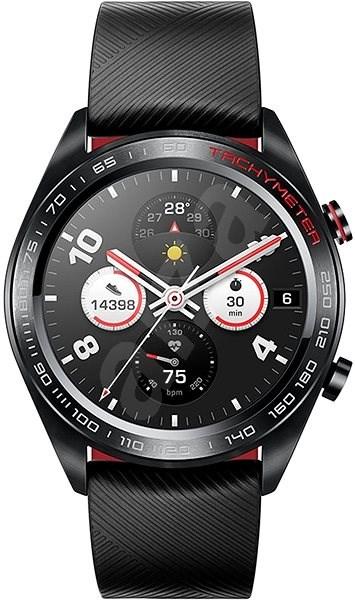 Honor Watch Magic Black  - Chytré hodinky