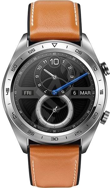 Honor Watch Magic Silver  - Chytré hodinky