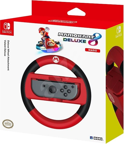 Hori Joy-Con Wheel Deluxe - Mario - Nintendo Switch - Držák
