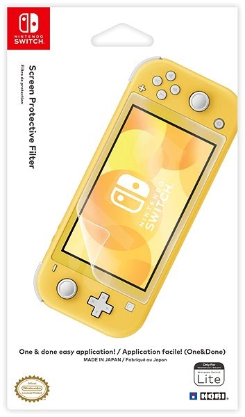 Hori Screen Protective Filter - Nintendo Switch Lite - Ochranná fólie