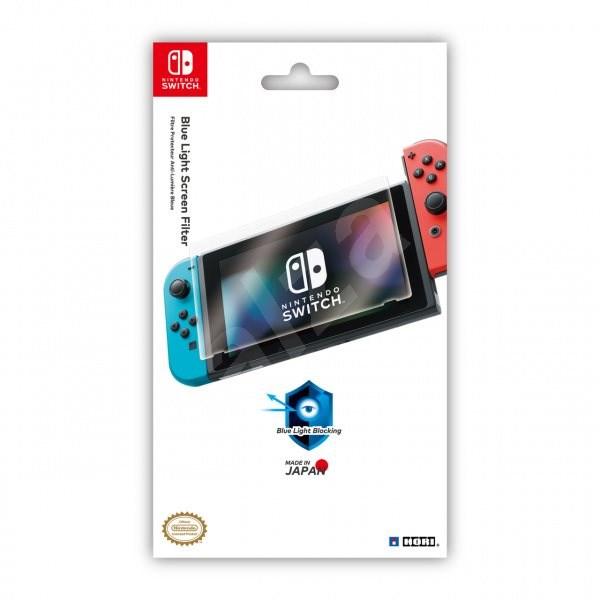 Hori Blue Light Screen Filter - Nintendo Switch Lite - Ochranná fólie