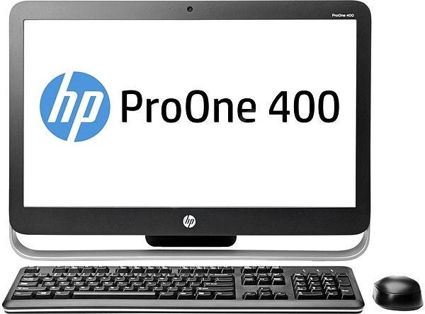 """HP ProOne 400 23"""" G1 - All In One PC"""
