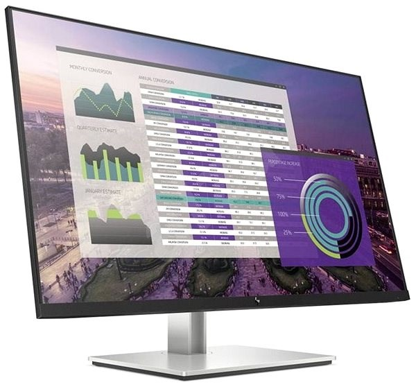 "31.5"" HP EliteDisplay E324q - LCD monitor"