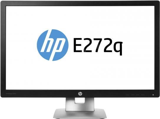 "27"" HP EliteDisplay E272q - LCD monitor"