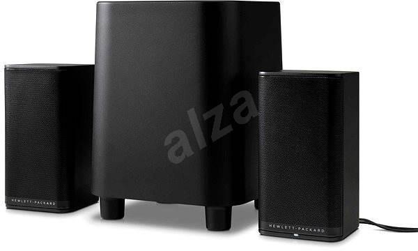 HP Speakers S7000 2.1 černé - Reproduktory