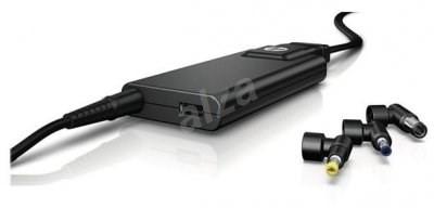 HP 65W Slim s USB - Napájecí adaptér