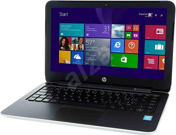 HP Pavilion 13-b010nc Smoke Silver - Notebook