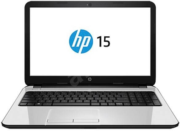 HP 15-r009nc Pearl White - Notebook