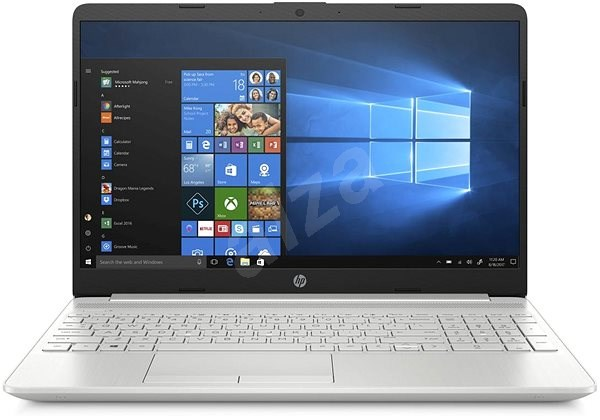 HP 15-dw0004nc Natural Silver - Notebook