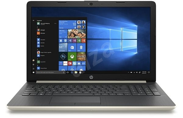 HP 15-db1007nc Pale Gold - Notebook