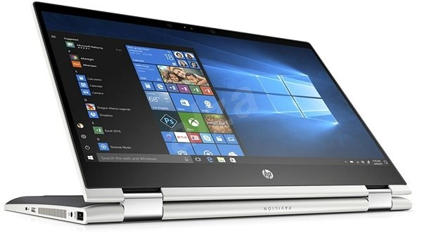 HP Pavilion x360 14-cd0001nc Natural Silver Touch - Tablet PC