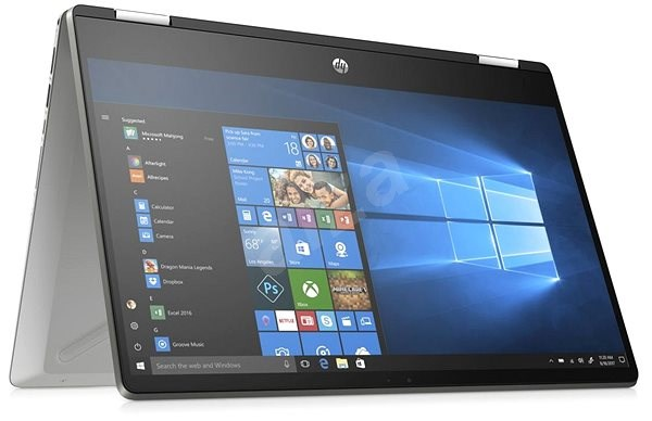 HP Pavilion x360 14-dh0016nc Mineral Silver Touch - Tablet PC