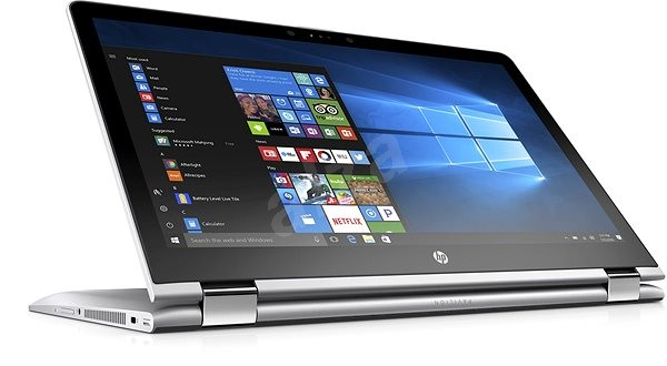 HP Pavilion 15-br009nc x360 Natural Silver Touch - Tablet PC