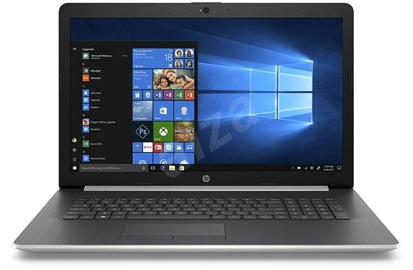 HP 17-ca1002nc Natural Silver - Notebook