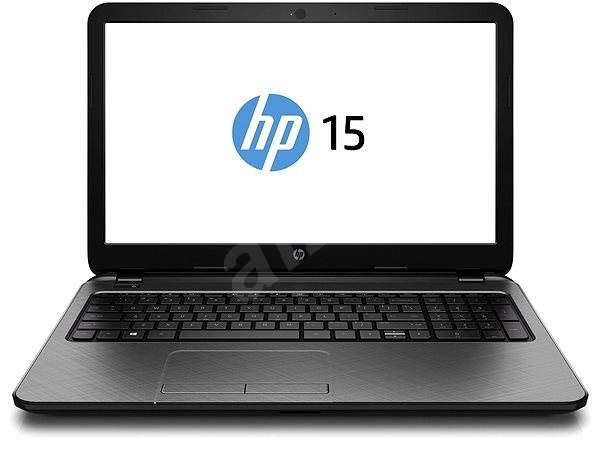 HP 15-r015nc Touch Stone Silver - Notebook