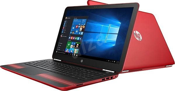 HP Pavilion 15-au102nc Cardinal Red - Notebook