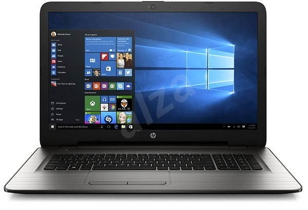 HP 17-x003nc Turbo Silver - Notebook