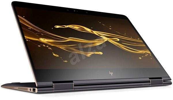 HP Spectre 13 x360-ac003nc Touch Dark Ash Silver