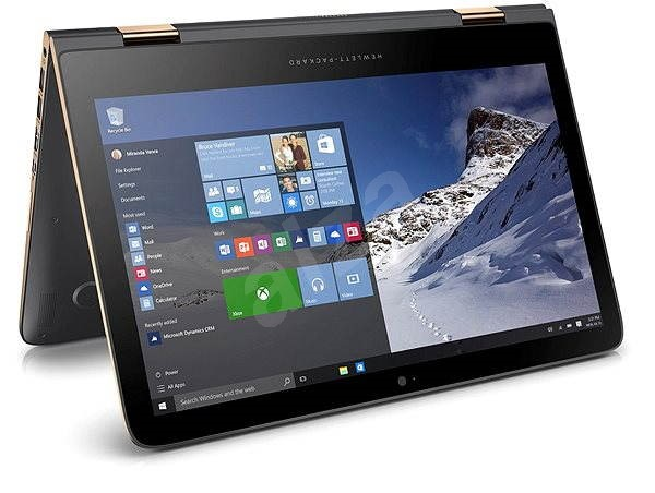 HP Spectre 13-4151nc x360 Touch Silver Copper
