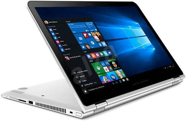 HP Envy 15-w100nc x360 Natural Silver - Tablet PC