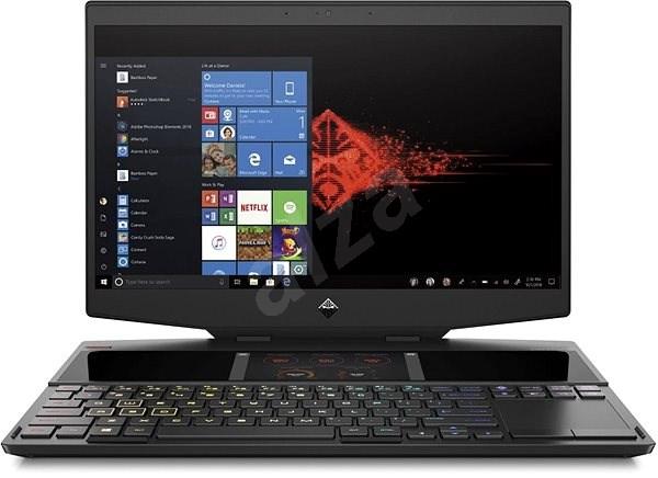 OMEN X by HP 2S 15-dg0001nc Shadow Black - Herní notebook