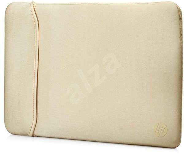 "HP Reversible Sleeve Black / Gold 14"" - Pouzdro na notebook"