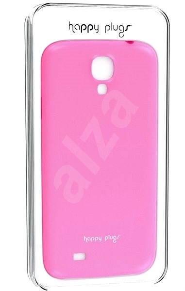 Happy Plugs Ultra Thin Galaxy S4 Case Pink - Ochranný kryt