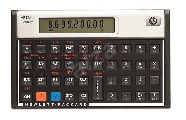 HP 12c Platinum - Kalkulačka