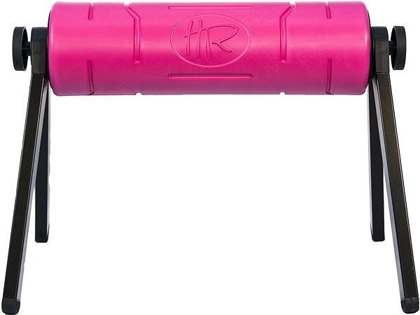 HighRoller pink - Masážní válec