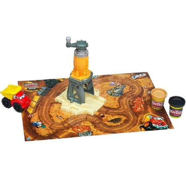 Play-Doh Staveniště - Herní set